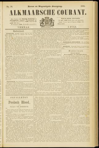 Alkmaarsche Courant 1895-07-05