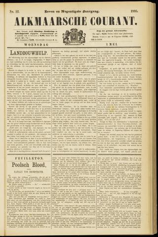 Alkmaarsche Courant 1895-05-01