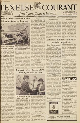 Texelsche Courant 1967-08-08