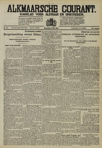 Alkmaarsche Courant 1937-05-03