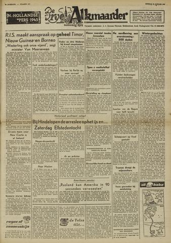 De Vrije Alkmaarder 1950-01-31