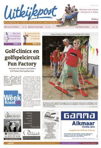 Uitkijkpost : nieuwsblad voor Heiloo e.o. 2010-07-28