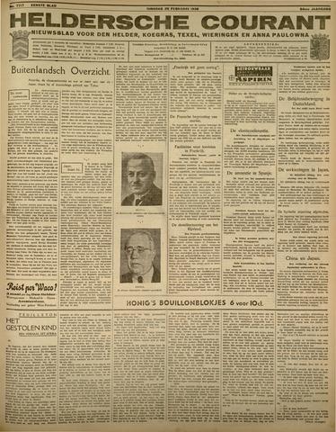Heldersche Courant 1936-02-25