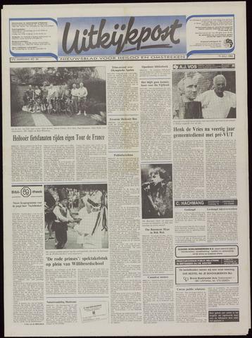 Uitkijkpost : nieuwsblad voor Heiloo e.o. 1992-07-15