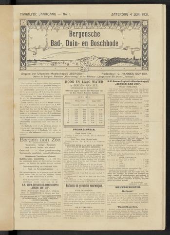 Bergensche bad-, duin- en boschbode 1921-06-04