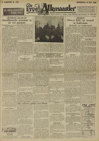 De Vrije Alkmaarder 1948-11-25