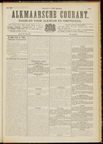 Alkmaarsche Courant 1909-06-19