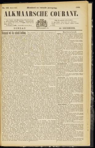 Alkmaarsche Courant 1900-12-23