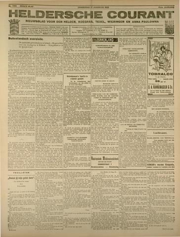 Heldersche Courant 1933-08-17