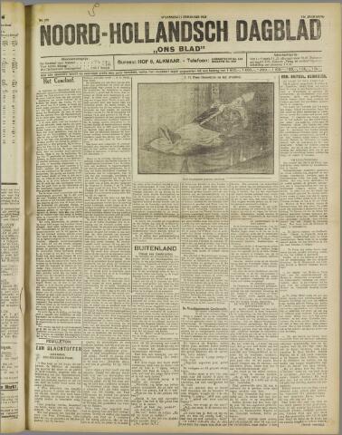 Ons Blad : katholiek nieuwsblad voor N-H 1922-02-01