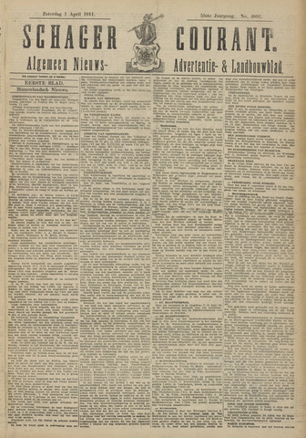 Schager Courant 1911-03-30