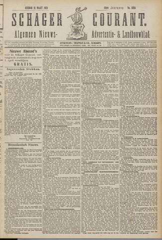 Schager Courant 1920-03-16