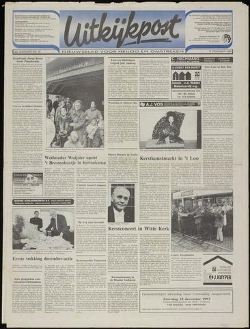 Uitkijkpost : nieuwsblad voor Heiloo e.o. 1993-12-15