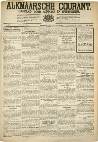 Alkmaarsche Courant 1930-01-31