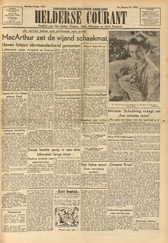 Heldersche Courant 1950-09-16