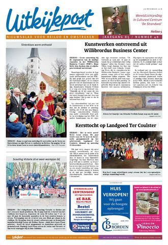 Uitkijkpost : nieuwsblad voor Heiloo e.o. 2018-11-28