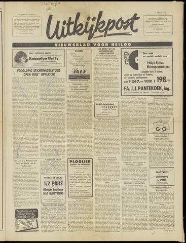 Uitkijkpost : nieuwsblad voor Heiloo e.o. 1972-02-02