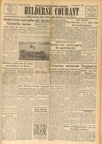Heldersche Courant 1950-12-12