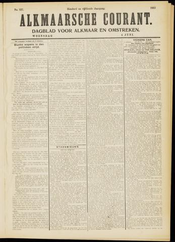 Alkmaarsche Courant 1913-06-04