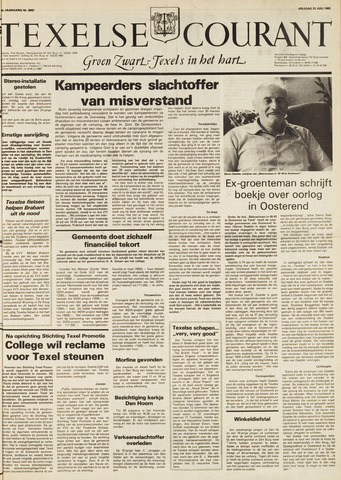Texelsche Courant 1982-07-23