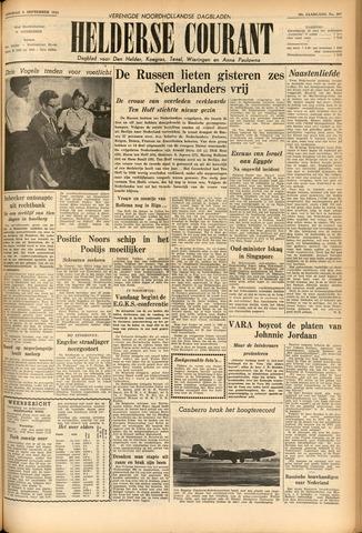 Heldersche Courant 1955-09-06