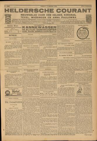 Heldersche Courant 1929-01-15