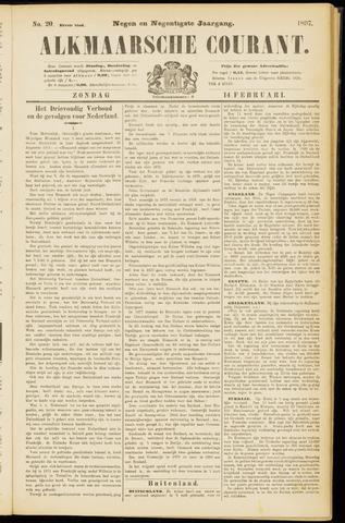 Alkmaarsche Courant 1897-02-14