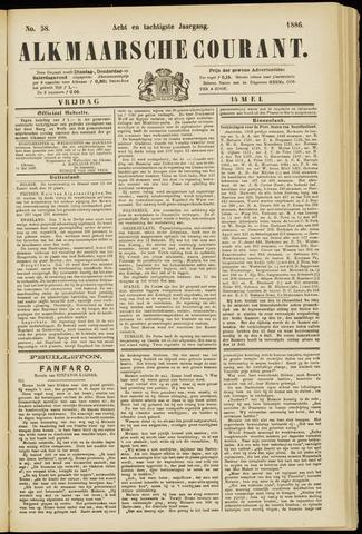 Alkmaarsche Courant 1886-05-14