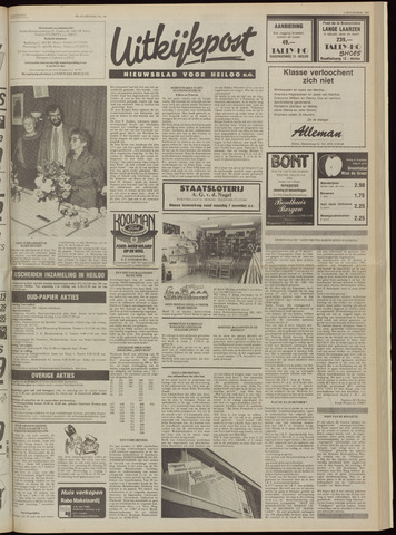 Uitkijkpost : nieuwsblad voor Heiloo e.o. 1983-11-02