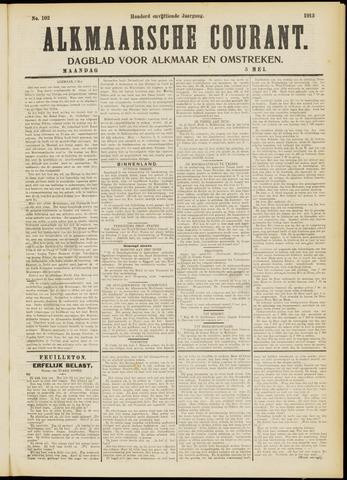 Alkmaarsche Courant 1913-05-05