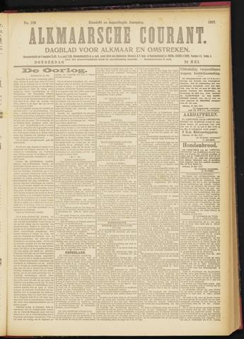 Alkmaarsche Courant 1917-05-24