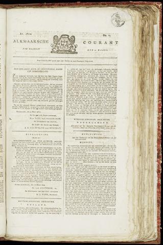 Alkmaarsche Courant 1820-03-20