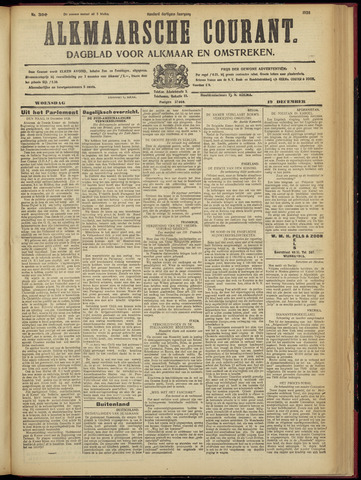 Alkmaarsche Courant 1928-12-19