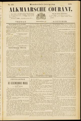 Alkmaarsche Courant 1898-10-14