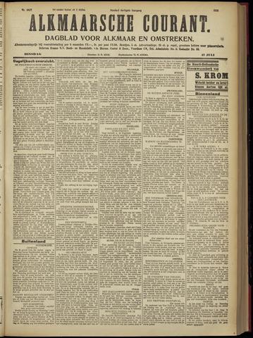 Alkmaarsche Courant 1928-07-17