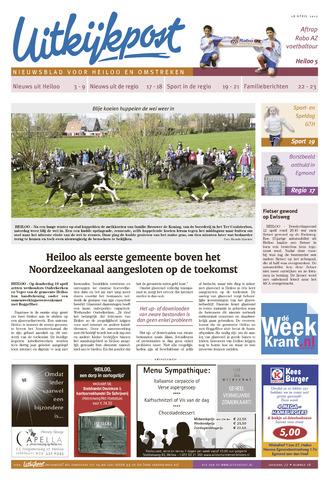 Uitkijkpost : nieuwsblad voor Heiloo e.o. 2012-04-18