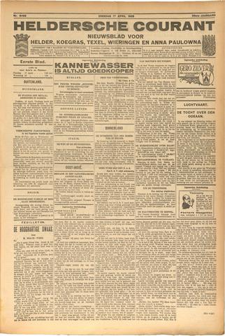 Heldersche Courant 1928-04-17