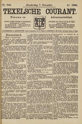 Texelsche Courant 1895-11-07