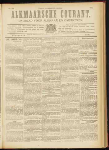 Alkmaarsche Courant 1917-05-03