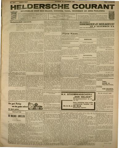 Heldersche Courant 1931-11-28