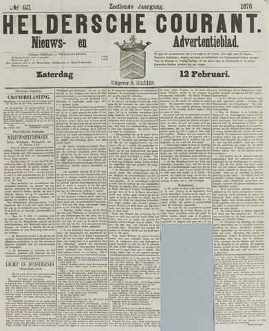 Heldersche Courant 1876-02-12