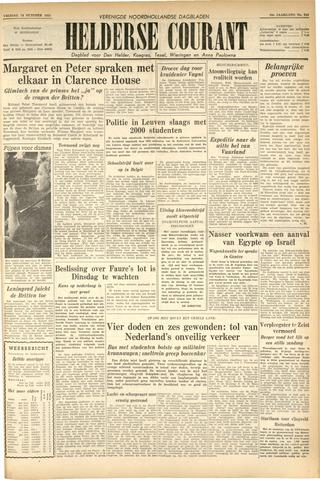 Heldersche Courant 1955-10-14