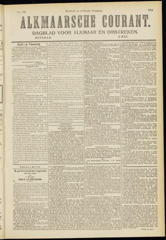 Alkmaarsche Courant 1914-05-05