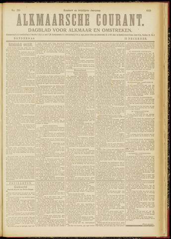 Alkmaarsche Courant 1918-12-12
