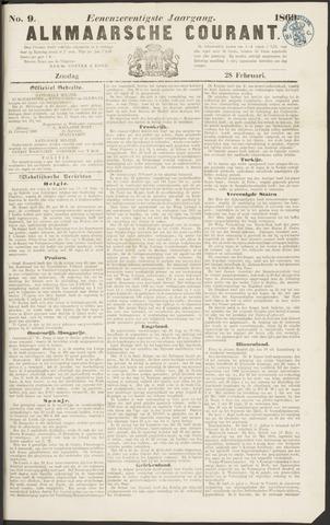Alkmaarsche Courant 1869-02-28