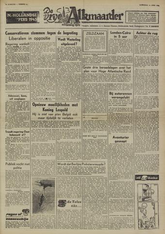 De Vrije Alkmaarder 1950-04-26