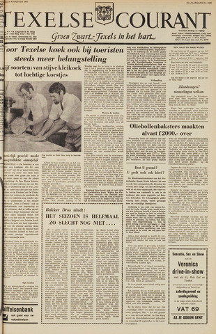 Texelsche Courant 1970-08-28
