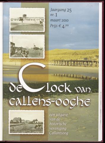De Clock van Callens-Ooghe 2010