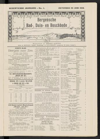 Bergensche bad-, duin- en boschbode 1928-06-23