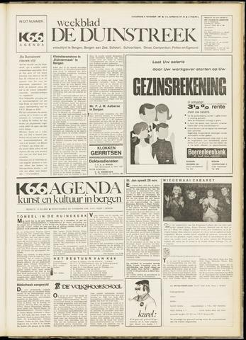 De Duinstreek 1967-11-09